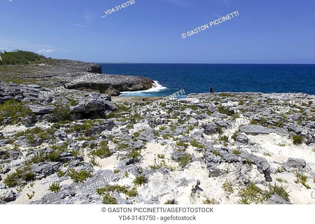 North Eleuthera island, Bahamas
