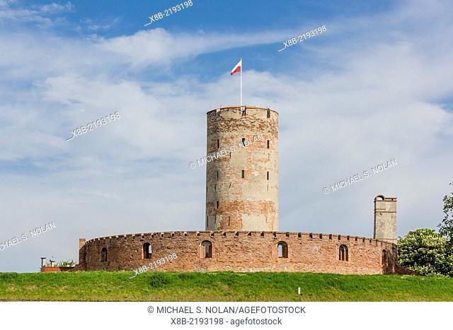 Guardhouse Number 1, Westerplatte, Gdansk, Poland