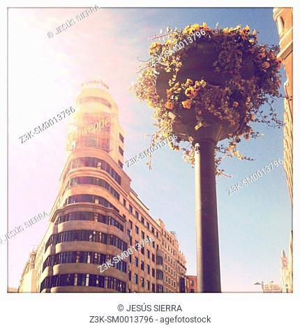 Plaza del Callao, Madrid, Spain
