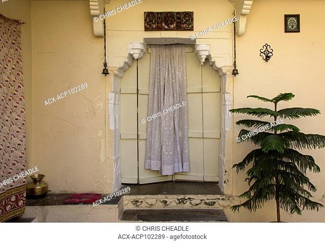 Doorways in Udaipur, Rajastan, India