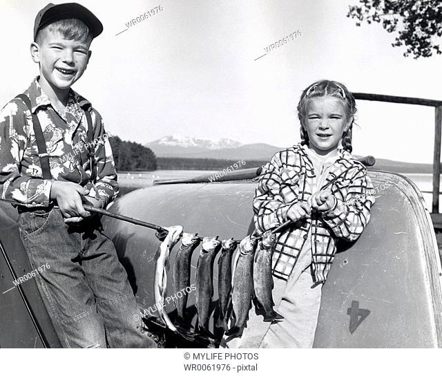 fishing catch