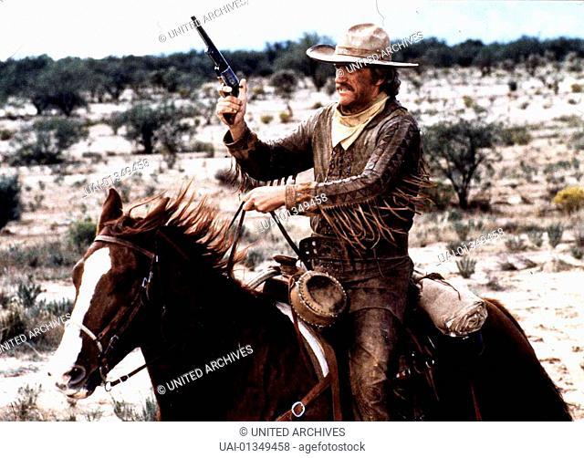 Durch Die Hoelle Nach Westen, How The West Was Won, Durch Die Hoelle Nach Westen, How The West Was Won, James Arness  Zeb Macahan (James Arness) hat lange als...