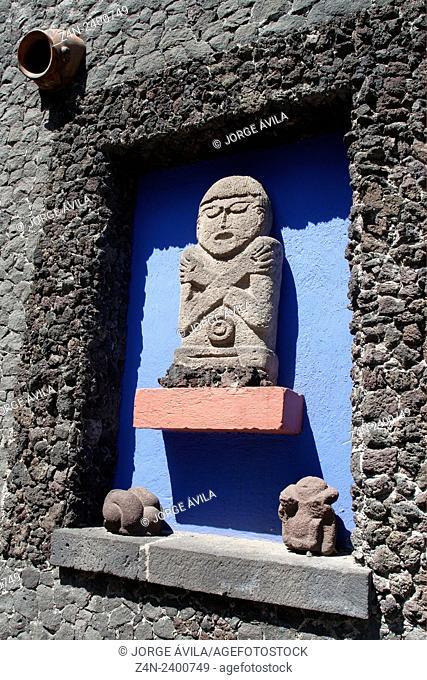 Casa Frida Kahlo. Mexico City