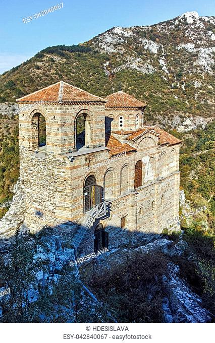 Ruins of Asen's Fortress and Church of the Holy Mother of God, Asenovgrad, Plovdiv Region, Bulgaria