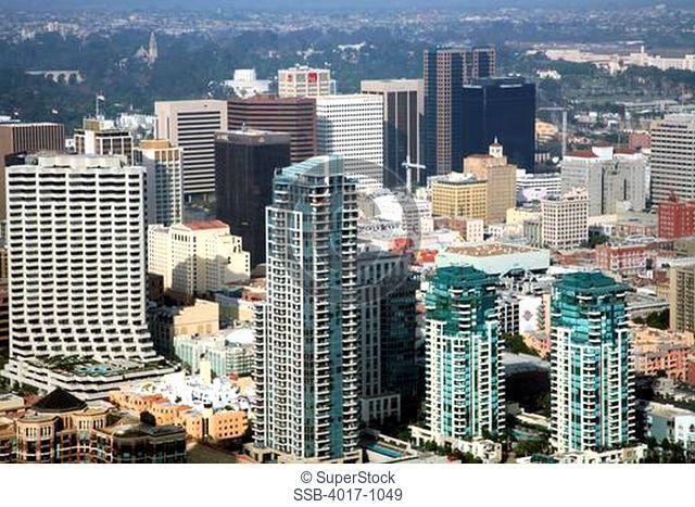 Pinnacle Marina Tower in Downtown San Diego, CA