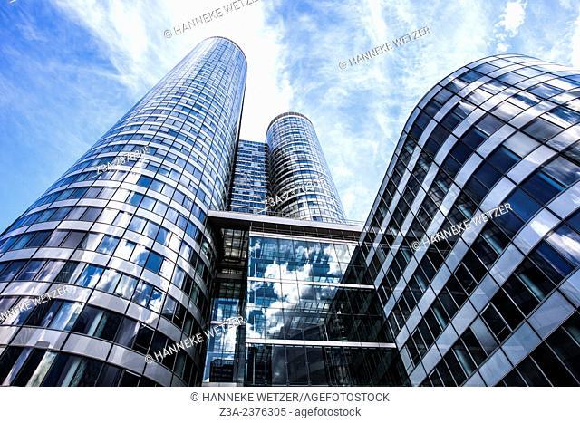 Coeur Defense, skyscraper at Paris-La Défense, France