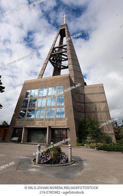 Oxelesunds church, Sweden