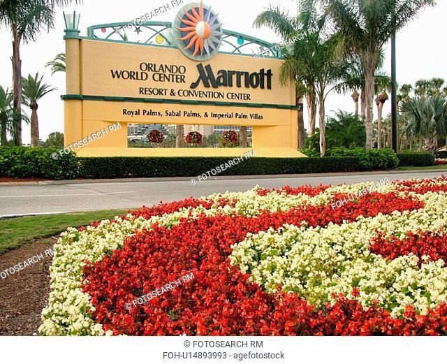 Orlando, FL, Florida, Marriott Resort and Convention Center, Orlando World Center
