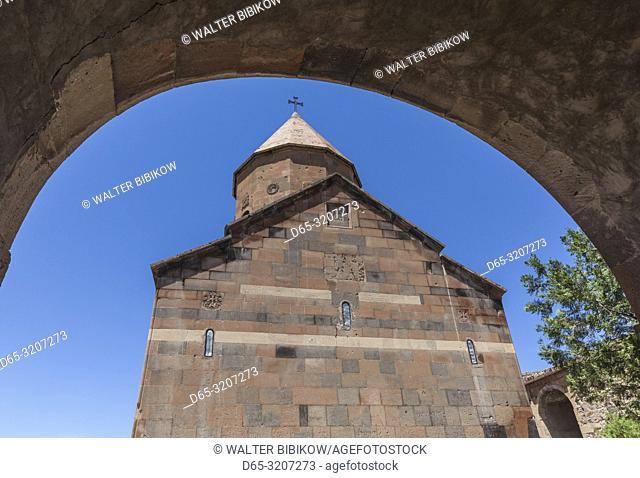 Armenia, Khor Virap, Khor Virap Monastery, 6th century, Surp Astvatsatsin Church
