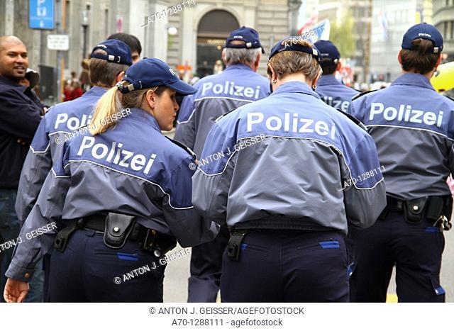 Police Zurich City
