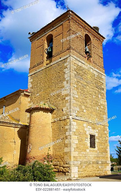 Revenga de Campos by Way of Saint James in Palencia Spain