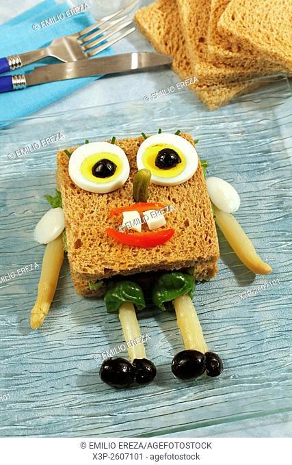 Bob sandwich