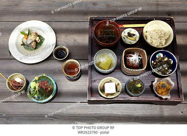 Braided Island Vegetable Cafeteria Tea;Japan