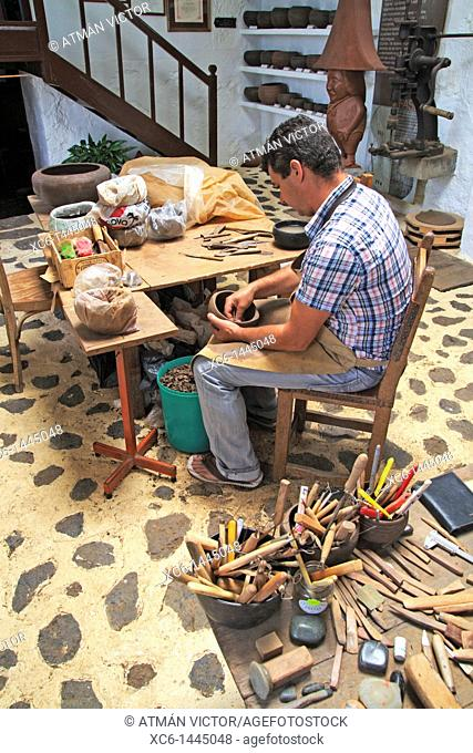 Artisan, La Palma, Canary Islands, Spain
