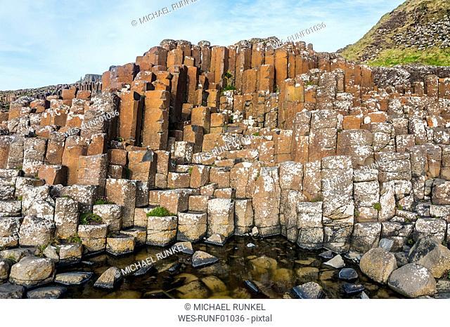UK, Northern Ireland, Giant's Causeway