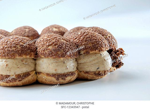 Chocolate Paris-Brest