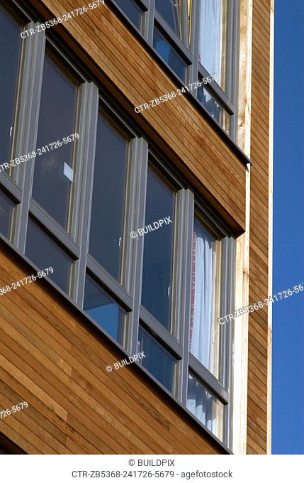 Beaumont Court Student Accommodation, North London, UK