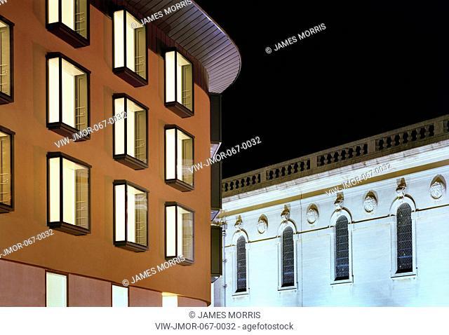 Girls Boarding House, Stowe School, Buckingham, United Kingdom, Rick Mather Architects, 2008.,STUDENT HOUSING, Architect