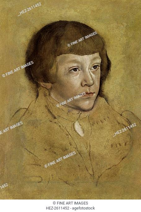 Portrait of a Prince of Saxony, 1530-1540. Artist: Cranach, Lucas, the Elder (1472-1553)
