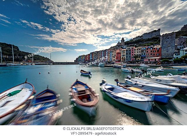 Liguria, Porto Venere, Europe, Italy, unesco world heritage sites, province of La Spezia,