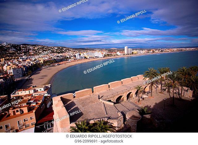 Peñiscola, Castellón, Spain