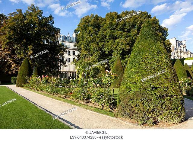 Rodin museum, Paris, Ile de France, France