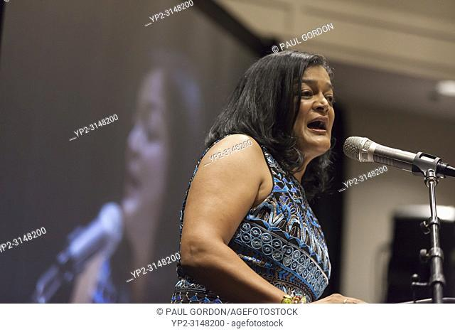Seattle, Washington: Pramila Jayapal hosts her second annual Build Our America event to honor trailblazers and support her re-election campaign