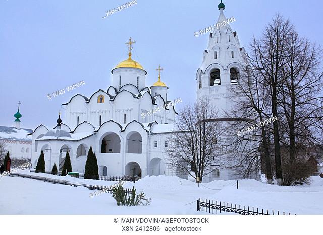Monastery of Intercession of the Holy Virgin, Suzdal, Vladimir region, Russia