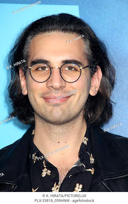 """Nick Simmons 05/18/2019 """"""""Godzilla: King of the Monsters"""""""" Premiere held at the TCL Chinese Theatre in Hollywood, CA. Photo by K"""