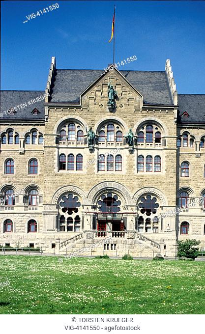 Germany, Koblenz : Old Gouvernment Building