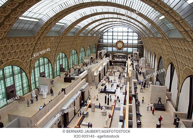 Orsay Museum, Paris, France