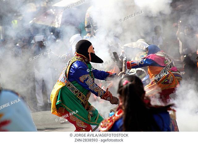 Carnival, Huejotzingo, Puebla, Mexico