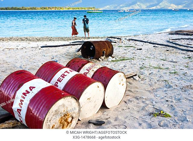 Gili Trawangan is the largest of the Gili islands. This chain is one a few hours trip away from the touristy area of Kuta and a popular destination for...