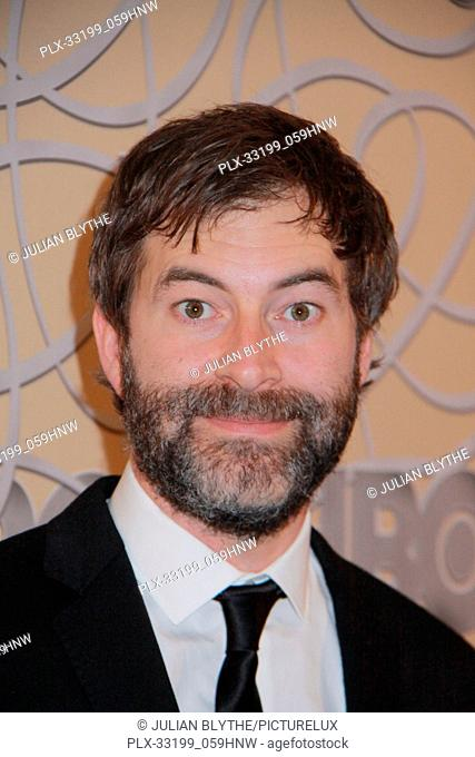 Mark Duplass 12/7/2016 HBO 74th Golden Globe Awards after party at the Beverly Hilton in Beverly Hills, CA Photo by Julian Blythe / HNW / PictureLux