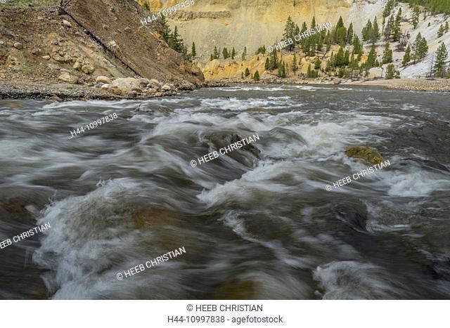 USA, Wyoming, Rockies, Rocky Mountains, Grand Teton, National Park