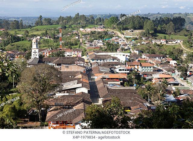 Salento, Cocora Valley, Colombia