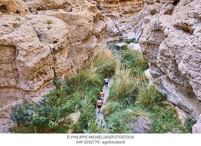 Sultanat of Oman, governorate of Ash Sharqiyah, Wadi ash Shab