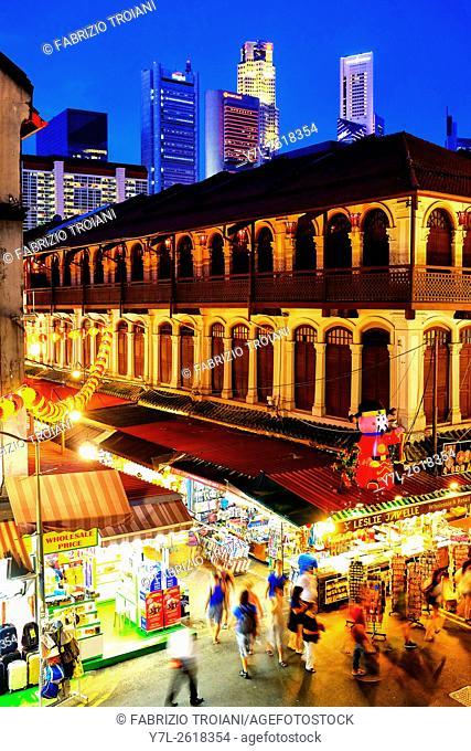 Lai Chun Yuen in Chinatown, Singapore
