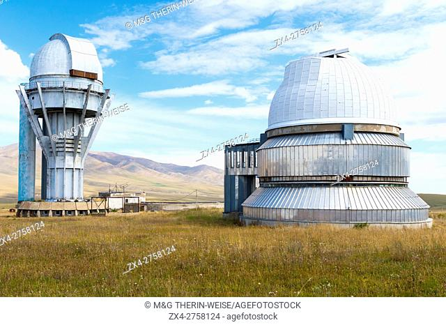 Tien Shan Astronomical Observatory, Ile-Alatau National Park, Assy Plateau, Almaty, Kazakhstan, Central Asia