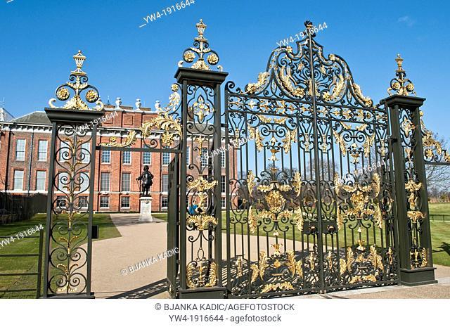 Kensington Palace, London, UK