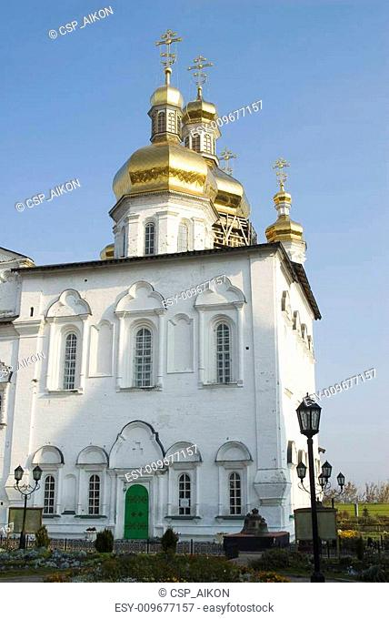 Church in Tyumen