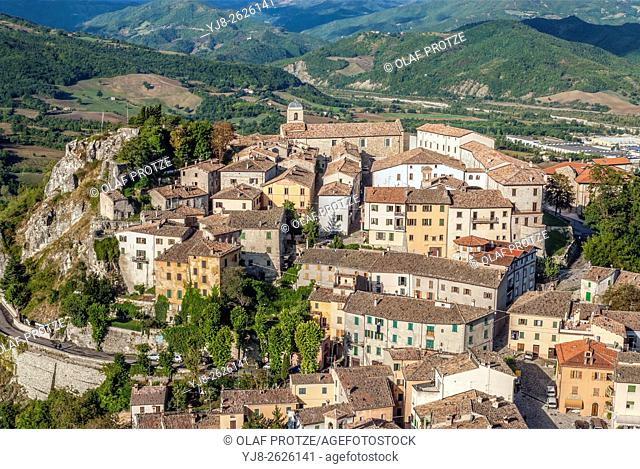Pennabilli is a comune (municipality) in the Province of Rimini in the Italian region Emilia-Romagna, located about 140 km southeast of Bologna and about 45 km...