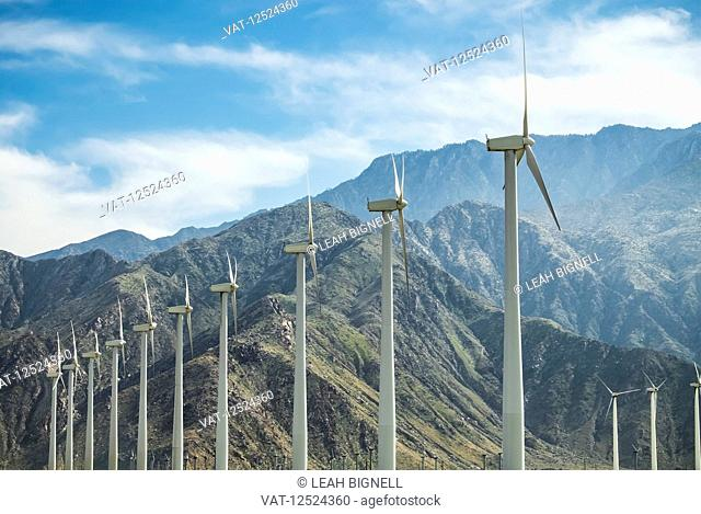 Coachella valley wind Stock Photos and Images | age fotostock