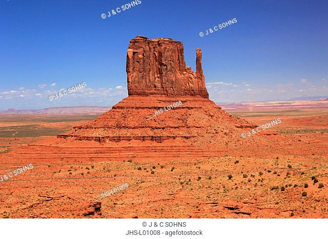 Monument Valley, Utah, USA, Navajo Tribal Park