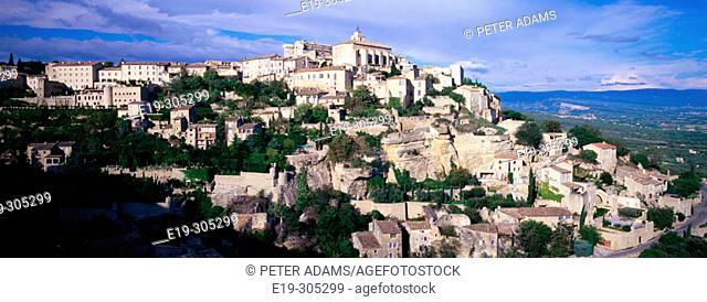 Gordes. Provence. France