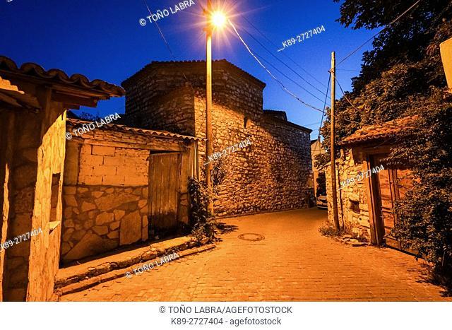 Vernacular architecture. Selchuk. Turkey