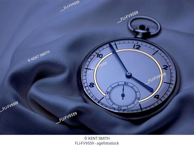 Pocketwatch on Cloth