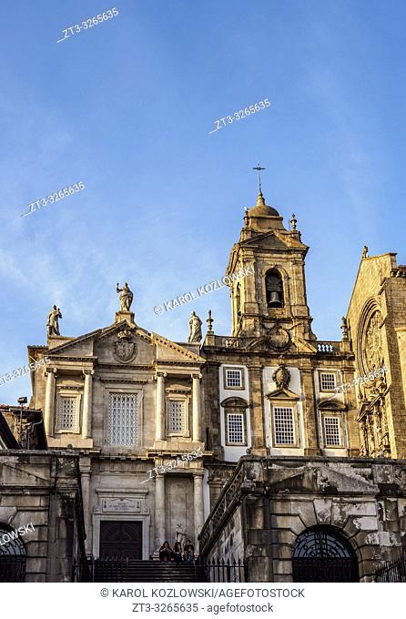 Church Of St Francis, Porto, Portugal