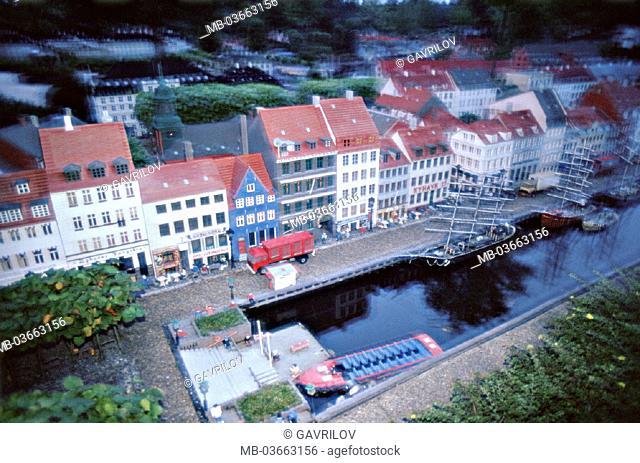 Denmark, Legoland, reconstruction