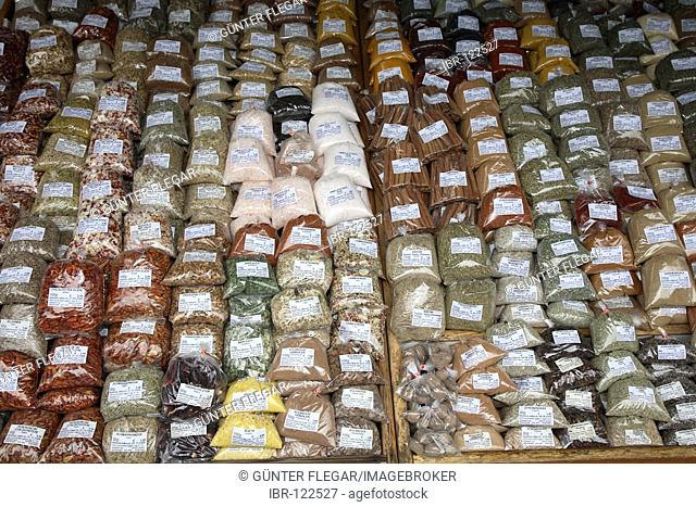 Different spice sorts